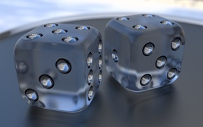 Picture cubes, bones, dice, number, combination, the dice