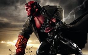 Picture cinema, fire, red, flame, sword, gun, logo, devil, sky, weapon, cloud, cross, movie, hero, agent, …
