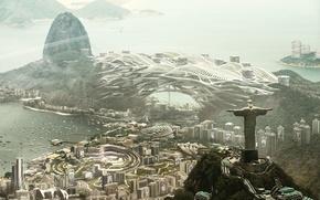 Picture Square Enix, Rio de Janeiro, Rio de Janeiro, Deus Ex: Mankind Divided, 2029