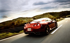 Picture Nissan, GT-R, Nissan, R35