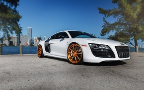 Picture car, Audi, audi r8, rechange, hq Wallpapers
