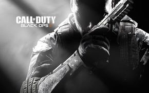 Picture soldiers, call of duty, weapon, cod, shooter, future, black ops 2