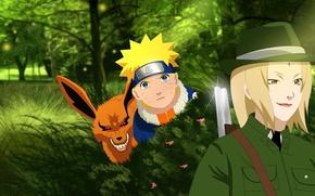 Picture girl, gun, game, Naruto, weapon, anime, boy, ninja, hero, asian, shotgun, manga, hokage, shinobi, hunter, …