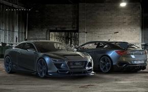 Picture Concept, Audi, 2014