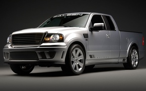 Picture Saleen, pickup, S331