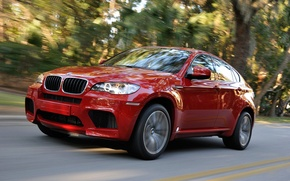 Picture red, BMW
