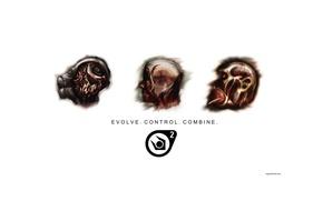 Picture combine, evolve, Half-Life, control