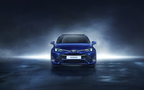 Picture toyota, wagon, avensis