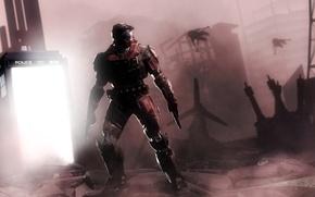 Picture Bungie, Halo: Reach, MJOLNIR Powered Assault Armor, SPARTAN