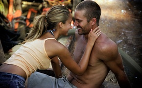 Picture Jessica Alba, Paul Walker, Welcome to Paradise, Into the Blue