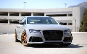 Picture Audi, Series, Track, ADV, RS7, Spec, 10R