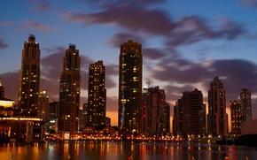 Picture landscape, the city, Dubai