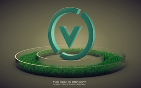 Picture logo, logo, wars, The Venus Project, Fresco, poverty, Jaque Fresco, Jacques, The Venus Project, the …
