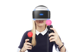Picture Girl, Hi-Tech, DualShock 4, Controller, Console, PlayStation VR
