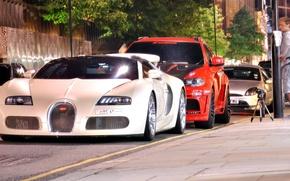 Picture bmw, Bugatti, hamann, cabrio, x6m, veuron