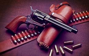 Wallpaper weapons, cartridges, Colt