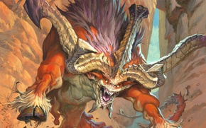 Picture Magic: The Gathering, Jesper Ejsing, Marauding Maulhorn, The Stag And The Spoiler