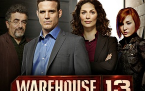 Picture The series, actors, Movies, name, Warehouse 13, Warehouse 13