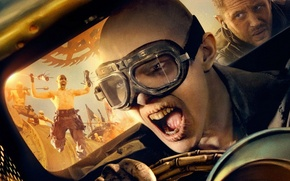 Picture Mad Max, Fury Road, Mad Max: fury Road, NAKS