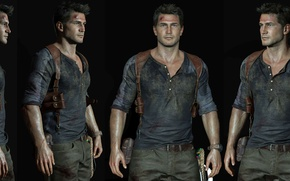 Picture Game, Nathan Drake, Uncharted 4: A Thief's End
