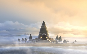 Picture Yoda, animated series, Star Wars Rebels, Star wars Rebels, planet Lothal, Jedi Temple, Lothal, the ...