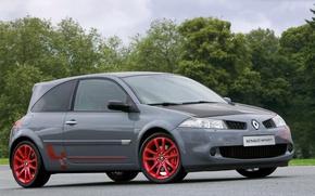 Picture Renault, sport, hatchback, Megane