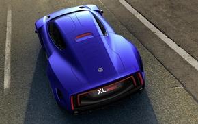 Picture VW Sport, Volkswagen XL Sport, Volkswagen XL Sport Wallpaper, VW XL Sport, VW Cars