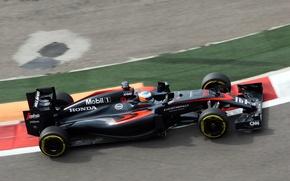 Picture McLaren, Honda, Formula 1, Fernando Alonso, Alonso