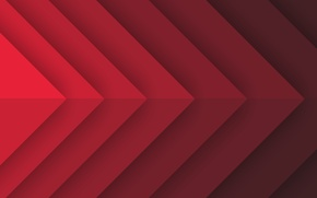 Picture line, red, background, texture, geometry
