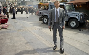 Picture Weapons, 007, James Bond, Skyfall