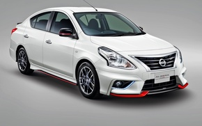 Wallpaper background, Nissan, Nissan, Nismo, Almera, Almera