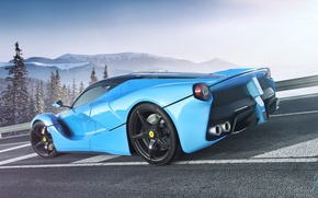 Picture supercar, rechange, ferrari laferrari