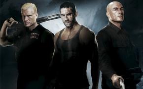 Picture Jean-Claude Van Damme, Jean-Claude Van Damme, Scott Edkins, Scott Adkins, Andrew Scott, Dolph Lundgren, Dolph ...