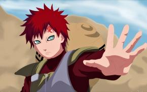 Picture battlefield, love, game, Naruto, sky, anime, boy, sand, fight, tatoo, ninja, asian, hand, manga, shinobi, …