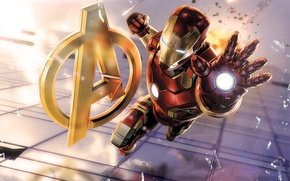 Picture Iron man, Iron Man, Marvel, Robert Downey Jr., Avengers: Age of Ultron, The Avengers: Age …