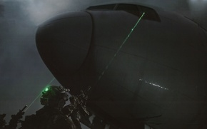 """Picture weapons, laser, the plane, storm, Alpha, Control """"A"""", Group """"A"""", special forces, TSSN FSB, MP-5"""