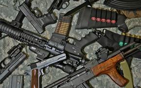 Picture weapons, assault, guns, machine, rifle