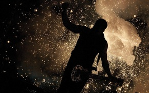 Picture Lights, Guitar, dark, guitar, rock, monster, Rock, hero, Skillet, Christian Rock, John Cooper