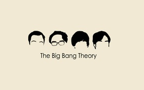 Wallpaper the big Bang theory, actors, Leonard, Raj, Howard, Sheldon