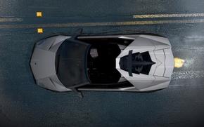 Picture Lamborghini, Reventon, 2010, Need for Speed, Hot Pursuit, Asphalt