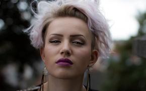 Picture look, style, model, haircut, Anita Pelgrim