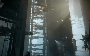 Picture ships, Builder, Killzone Shadow Fall