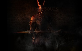 Wallpaper weapons, knight, undead, dark souls