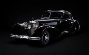 Wallpaper auto, Mercedes, machine