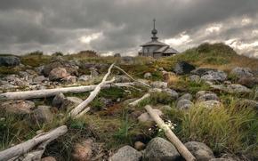 Picture Russia, Solovki, Solovetsky Islands, Zacky island