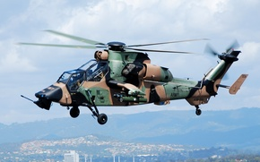 Picture helicopter, tiger, eurocopter, ec665