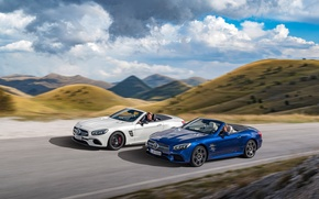 Picture Mercedes-Benz, AMG, SL500