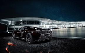Picture Concept, McLaren, Coupe, 2014, Rear, 650S, MSO