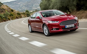 Wallpaper Ford, Ford, 2014, Mondeo, Mondeo
