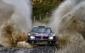 Picture Volkswagen, Squirt, WRC, Rally, Polo, FAS